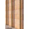 Kép 3/3 - Rothoblaas DRT párnafaállító csavar fa/fa 6x80 mm