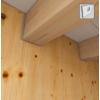 Kép 2/5 - Rothoblaas Kompriband dagadószalag 20 mm szélesség, 9-20 mm kidagadás 3,3 méter/tekercs