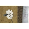 Kép 3/3 - ISULFIX Dűbel szigetelőanyag falra rőgzítéshe