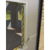 Kép 2/2 - Rothoblaas Sun band ragasztószalag 75 mm széles 20 méter hosszú tekercsben
