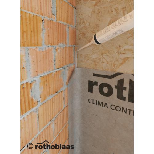 Rothoblaas Outside glue nagy rugalmasságú univerzális ragasztó 600 ml-es kiszerelésben