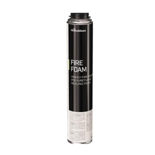 Rothoblaas FIREFOAM tűzgátló poliuretán hab 750 ml