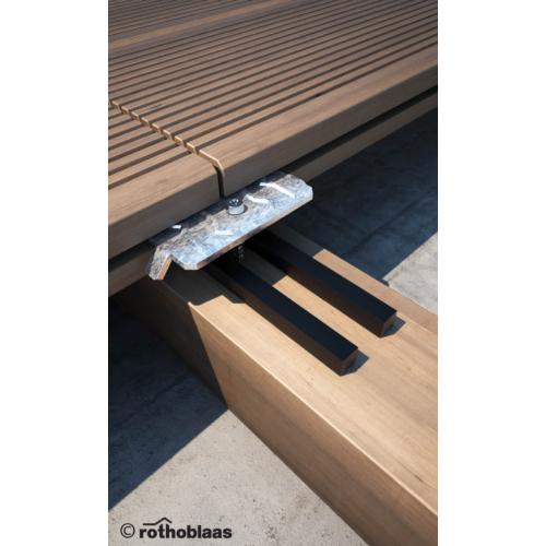 Rothoblaas PROFID epdm fa terasz alátétszalag 8 mm x 8 mm x 40 méter
