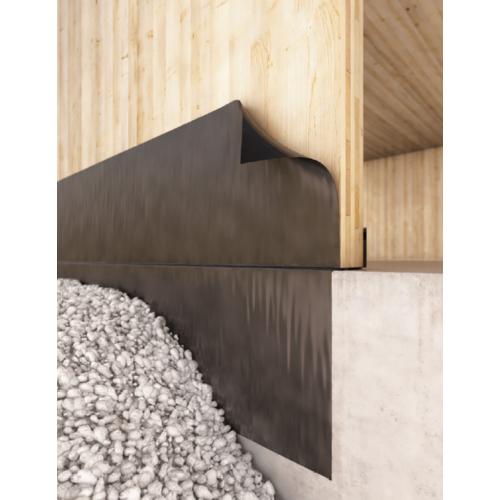 Rothoblaas Ground band Öntapadó bitumenes membrán 200 mm széles 20 méter hosszú tekercsben